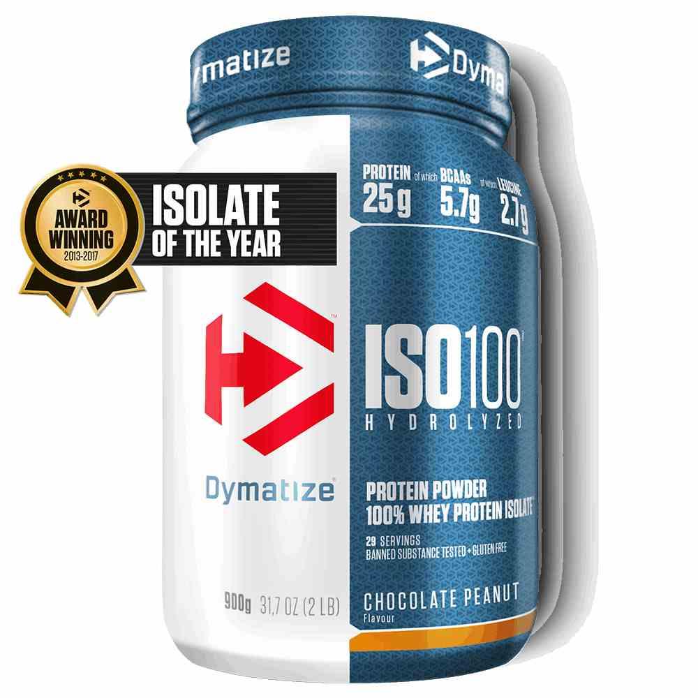 Dymatize - Iso 100 Hidrolizat: test cuprinzător al acestui izolat proteic de înaltă calitate