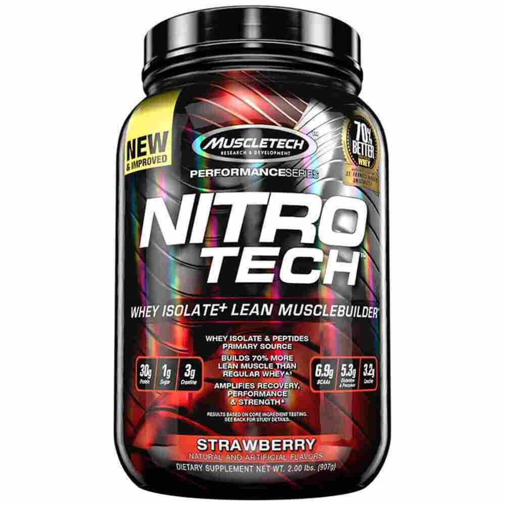 nitro tech pentru pierderea în greutate)